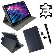 7 zoll Tablet Tasche - Point of View Mobii Kids Hülle Case - Echtleder 7