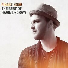 DEGRAW GAVIN - FINEST HOUR THE BEST OF -   CD NUOVO SIGILLATO