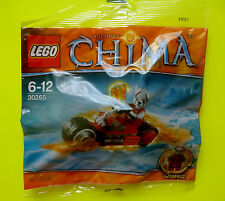 LEGO CHIMA 30265 WORRIZ FIRE BIKE POLYBAG  NEU & OVP