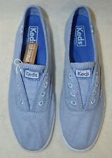 Keds Women's Chillax Blue Slip On  Shoes - Sizes 6/6.5/7/7.5/8/8.5/9/9.5/11