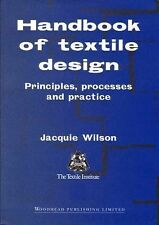 Woodhead Publishing Series in Textiles: Handbook of Textile Design by J....