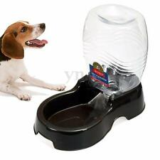 946ml Pet Dog Cat Automatic Water Fountain Dispenser Food Dish Bowl Drink Feeder