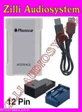 Phonocar 5/884 Interfaccia audio iPOD iPHONE USB SD MP3 Volkswagen RCD 500 New