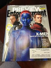 Entertainment Weekly Magazine #1307 April 18th 2014 - X-Men Jennifer Lawrence