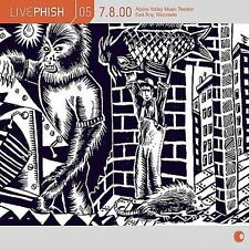Live Phish Vol. 5: 7/8/00, Alpine Valley Music Theater, East Troy, Wisconsin