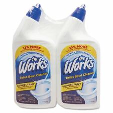 The Works Disinfectant Toilet Bowl Cleaner  - KIK33302WK
