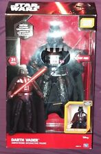 Star Wars Darth Vader Deluxe Animatronic Interactive Figure 50cm Tall NEW