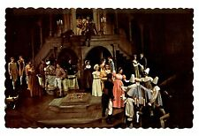 Romeo and Juliet Stratford Festival Postcard 1968 Canada Vintage Ontario Play