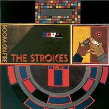 Room on Fire by The Strokes (CD, Oct-2003, RCA)