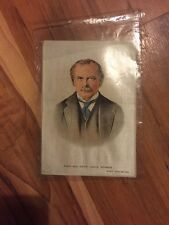 Lovely Bdv Cigarette Silk Picture - David Lloyd George
