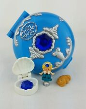 vintage polly pocket Jeweled Sea 100%Complete 1992 Bluebird toy Great Condition