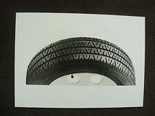 Michelin TRX Reifen für VW Golf - Presse-Foto Werk-Foto pressfoto (V0065