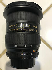 Nikon Zoom-NIKKOR 18-35mm f/3.5-4.5 D AF IF ED Lens
