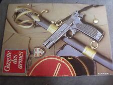 $p Revue Gazette des armes N°119 Springfield 1873  Mauser modèle 1871  PPS 50