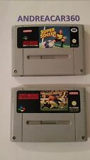 LOTTO 2 SUPER NINTENDO SNES PAL GIOCHI GAMES