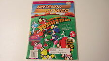 Nintendo Power, October 1995, Volume 77, Super Mario World 2: Yoshi's Island