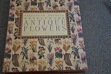 Antique Flowers Needlework / Elizabeth Bradley (PF)