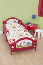 Winnie the Pooh 'Classic' Junior Cot Bed Duvet Set 4 IN 1 Bed Bundle OFFICIAL