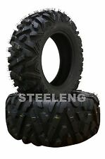 Set of 4 New ATV/UTV Tires 2 of 26x8-14 Front and  2 of 26x10-14 Rear /6PR P350