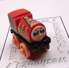 THOMAS & FRIENDS Minis Train Engine 2016 DC Ben as Plastic Man NEW SHIP DISCOUNT