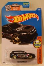 Hot Wheels 2016 Kmart Exclusive Subaru WRX STI MATTE BLACK QUANTITY