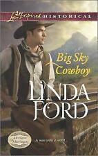 BIG SKY COWBOY, Montana Marriages Book 1 of 3, Linda Ford (2014, Paperback)