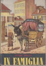 MALOT ETTORE IN FAMIGLIA 1944 LIBRO PIA SOCIETÀ SAN PAOLO