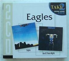 EAGLES-Eagles/One of these Nights         Doppel CD
