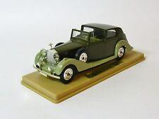 Solido (France) 1939 Rolls Royce 1:43 Diecast Car Model Dark Green/Grey Used