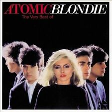 Blondie CD..Atomic: The Very Best of  ..GREATEST HITS