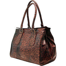 Paul Smith borsa manic  globe  bag leopard