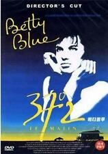 Betty Blue 37.2 (1986) DVD - Le Matin (New & Sealed)