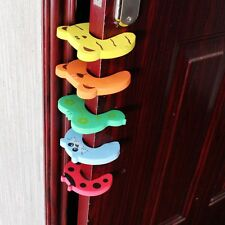 Amazing 4Pcs  Finger Protector Door Stopper Lock Jammers Pinch Guard Baby Safety