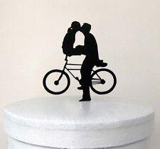 wedding cake topper - Bicycle Mates