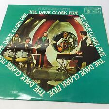 The Dave Clark Five 'A Session With' G+/VG Classic Rock Vinyl LP 12""