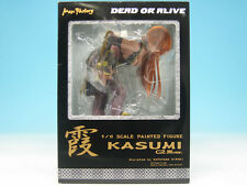 DEAD OR ALIVE Kasumi C 2 Black ver. PVC Figure Max Factory