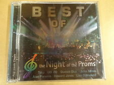 CD / BEST OF THE NIGHT OF THE PROMS