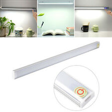 New Adjustable Brightness 21 LED #I Bar Light Lamp Touch Switch Kitchen Wardrobe