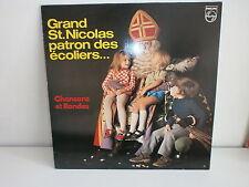Grand Saint Nicolas patron des écoliers Chansons et rondes 6443048