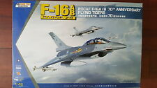 F-16 A/B BLOCK 20 (USA & TAIWAN) KINETIC 1/48 PLASTIC KIT