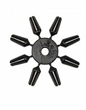 Unicorn Darts Black Plastic Clip Dart Accessory Flight Damage Protector