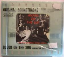 BLOOD ON THE SUN - SOUNDTRACK - CD - CONDUCTOR MIKLOS ROZSA