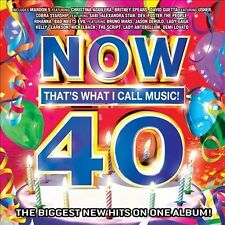 Now 40: That's What I Call Music 2011 by VARIOUS ARTISTS EXLIBRARY