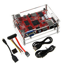Cubieboard3 Allwinner A20 Cortex-A7 Dual-core supports WIFI+BT 2GB DDR3 HDMI/VGA
