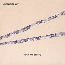 Decoration Day [EP] by Town and Country (CD, Mar-2002, Thrill Jockey)