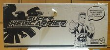 Marvel Universe SDCC 2012 Shield Super Helicarrier Comic Con Exclusive