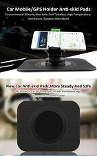 Car Sat Nav Tomtom GPS Rubber Dash Board Non Stick Mount Holder Mat Slim