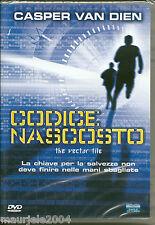 Codice nascosto (2002) DVD NUOVO SIGILLATO Casper Van Dien, Catherine Oxenberg