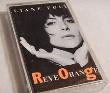 Liane Foly : Reve orange (1990) Cassette Tape