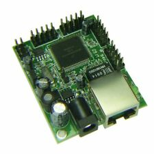 Ethernet controller with 24 digital and analog I/O